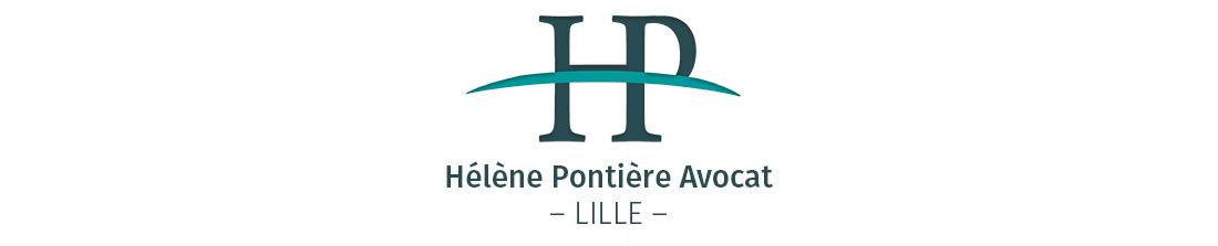 Hélène Pontière Avocat Logo